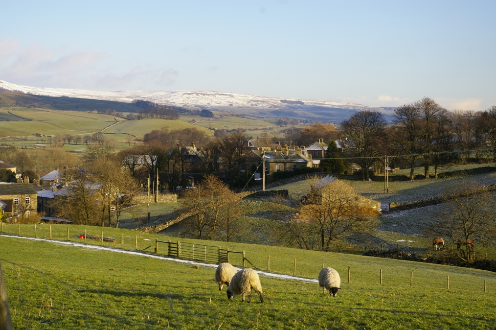 Views of Hawes