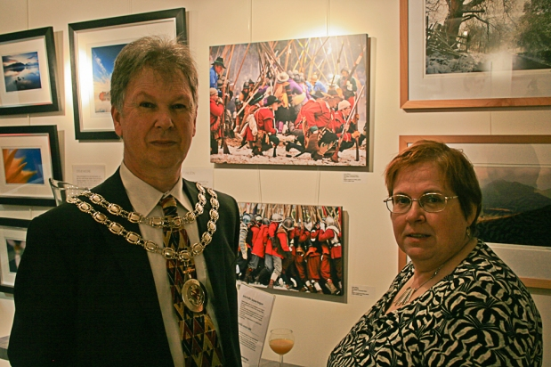 Mayor of Nantwich and Jan (Brackendale)
